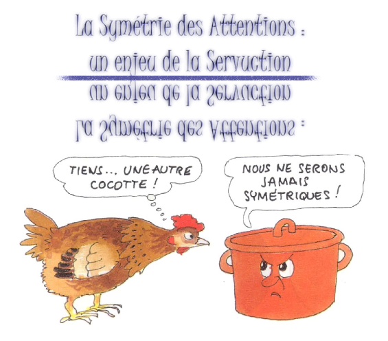 symetrie des attention et servuction